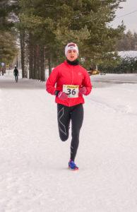 Kukka-Maria Karppinen voitti naisten sarjan
